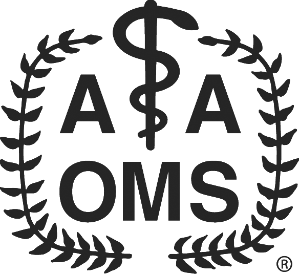 American Association of Oral and Maxillofacial Surgery logo